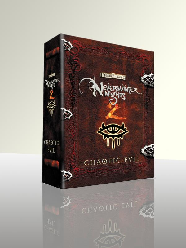 Collectors Edition: Chaotic Evil Box