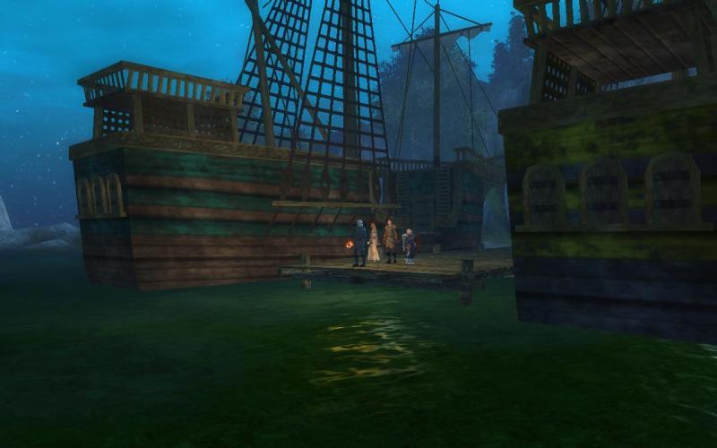 Panorama: Schiffe