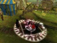 Das erste Spiel: Der erste Zauber