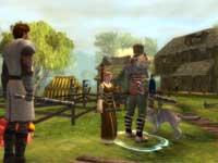 Das erste Spiel: Zauber Person vergrößern