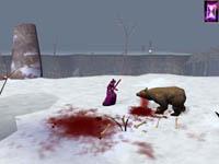 Der Bär - Tod in 7 Schritten: Die Entfernung zeigts